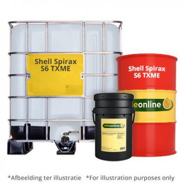 Shell Spirax S6 TXME