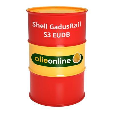 Shell GadusRail S3 EUDB buy & save!