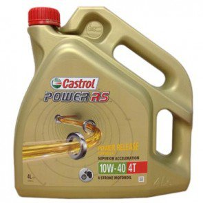 Castrol Power RS 4T 10W-40 4l