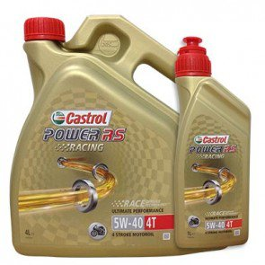 Castrol Power RS Racing 4T 5W-40