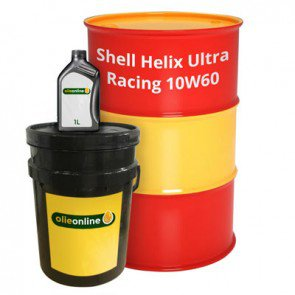 Shell Helix Ultra Racing 10W60