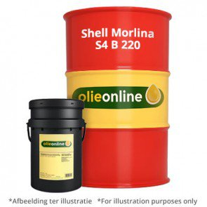 Shell Morlina S4 B 220