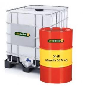 Shell Mysella S6 N 40