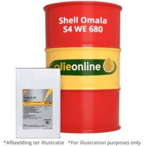 Shell Omala S4 WE 680