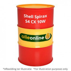 Shell Spirax S4 CX 10W