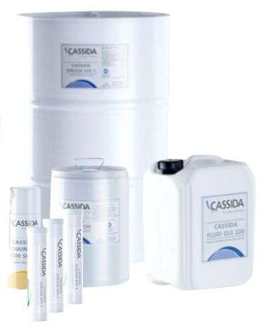 Fuchs Cassida Voedselveilige smeermiddelen
